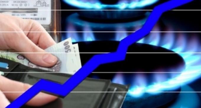 Gazele s-ar putea scumpi cu până la 10% de la 1 aprilie