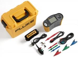 tester de instalatii Fluke 1664 FC