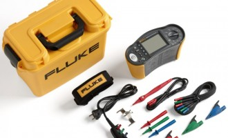 Testerul de instalatii Fluke 1664 FC, disponibil la Ronexprim