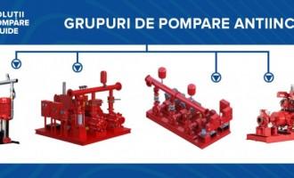 Profesioniști în grupuri de pompare și pompe de apă