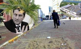 De ce a ajuns strada Ștefan cel Mare o mizerie?… simplu, este chiuretajul fidelității Nepi+Fătălău