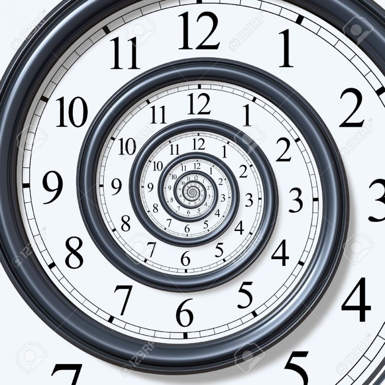 7290465-Time-Spiral-Stock-Photo-clock
