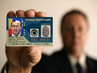 Biometric-ID-Card