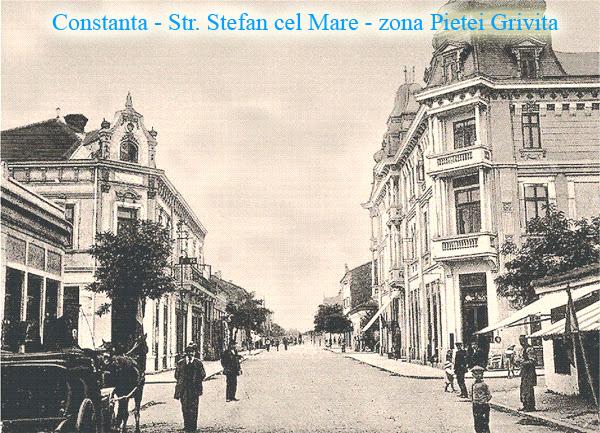 Constanta - Srt Stefan cel Mare