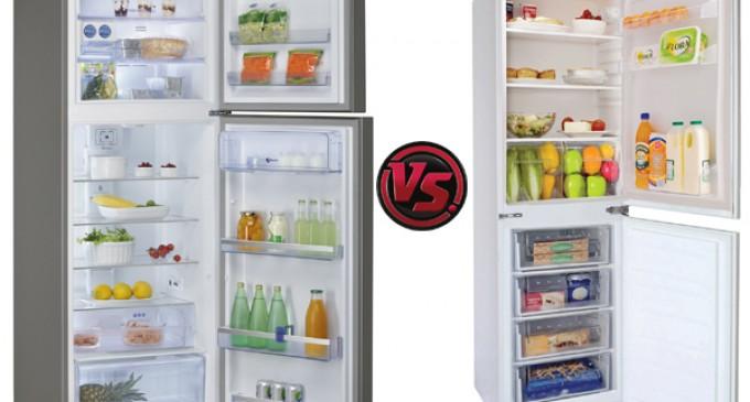 Frigider sau combina frigorifica? Cum le alegi?