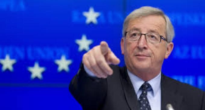 Jean-Claude Juncker amenință voalat SUA