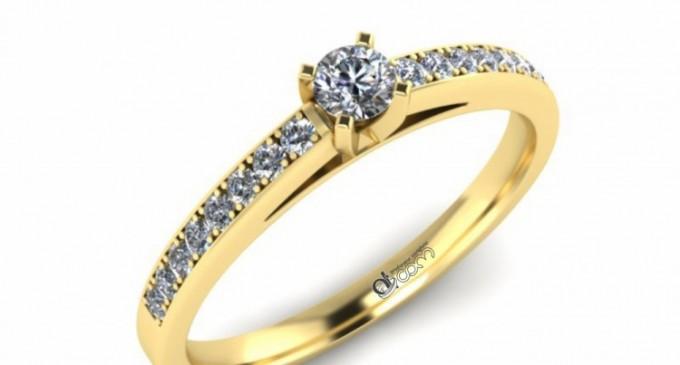 Inelul de logodna, bijuteria-promisiune pentru o viata in doi