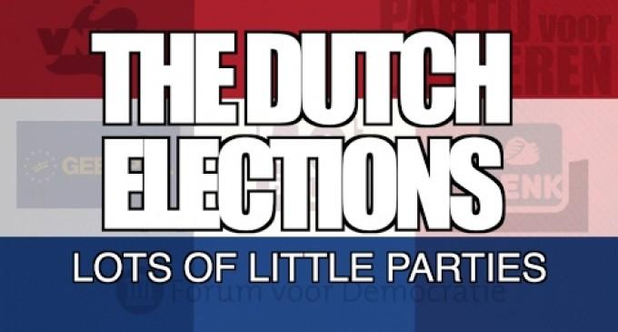 Partidul premierului Rutte a câştigat alegerile din Olanda