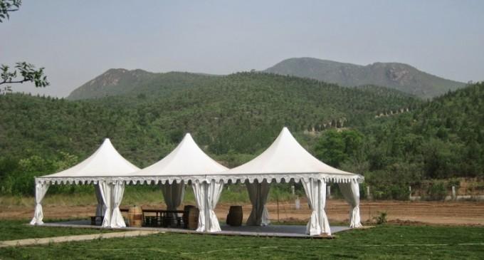 Cum alegi cortul pentru o petrecere in aer liber