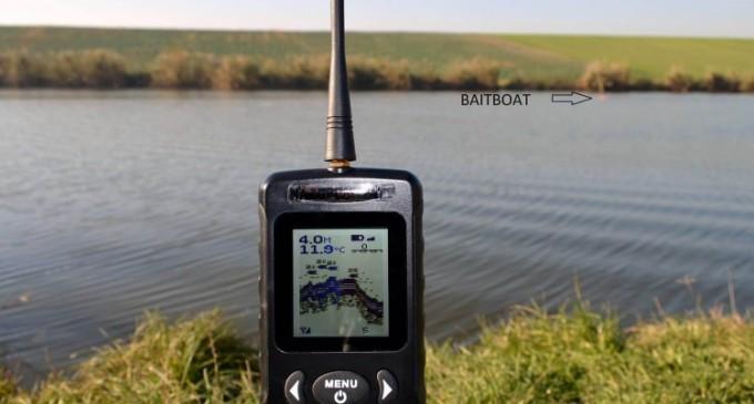 Sonarele de pescuit, accesorii inedite care transforma pescuitul in placere