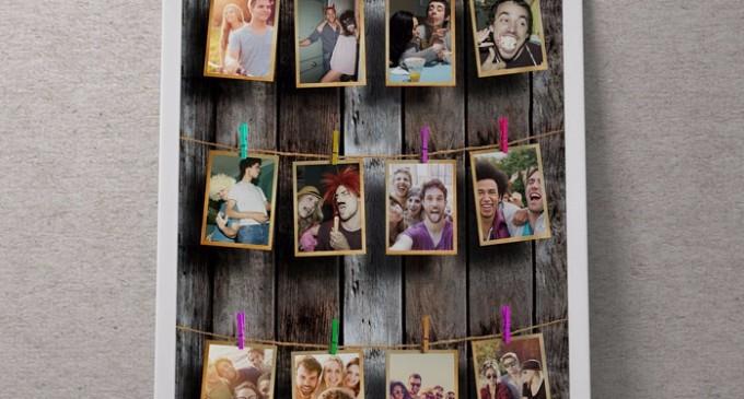 O noua modalitate de impresionat prietenii: tablourile personalizate cu poze
