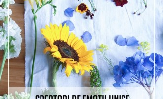 Atelier de design floral, aranjamente florale – Flowers of Joy