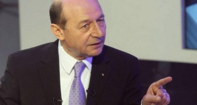 """Traian Băsescu a depus anumite amendamente """"cu dedicație"""" privitoare la Legea grațierii"""