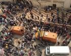 Stare de urgență pe o perioadă de trei luni pe teritoriul Egiptului ca urmare a recentelor atentate îndreptate împotriva comunității copte