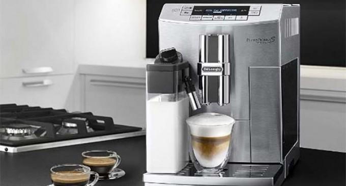 Diferite espressoare automate ne stau acum la dispozitie pentru a ne delecta cu o cafea buna