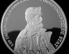 O monedă din argint a fost lansată azi de BNR