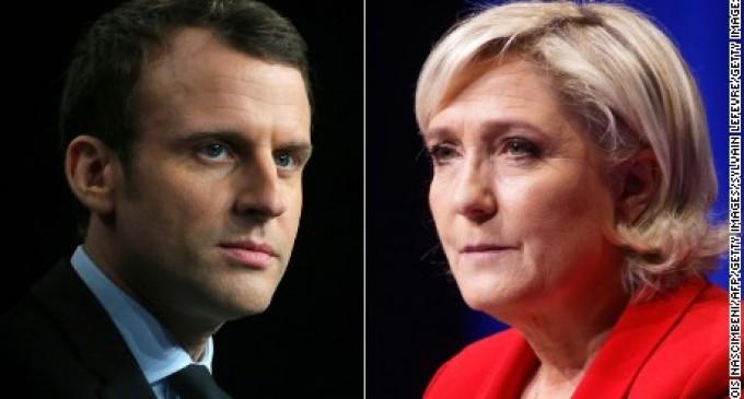Alegerile în Franța suscită interes major. Macron și Le Pen se vor duela pentru spațiul francofon cât și pentru întreaga Europă