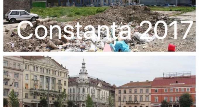 Constanta 2017……. versus alte orase din tara