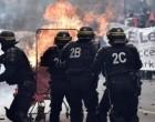 """Proteste violente în Paris """"programate"""" de Ziua Muncii"""