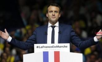 Partidul președintelui Macron a obținut majoritatea absolută în Parlamentul francez