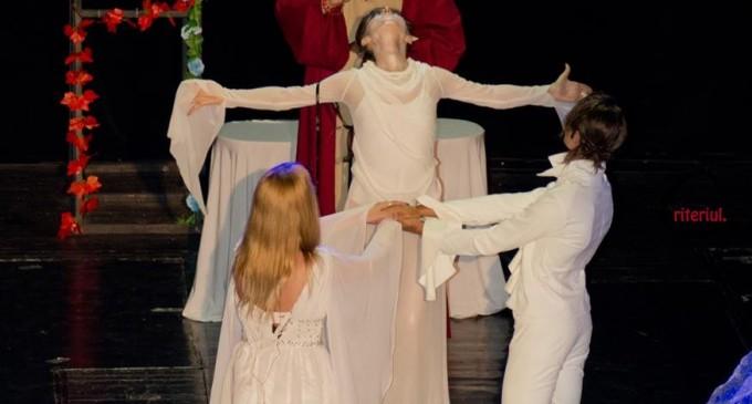 """Musicalul """"Romeo și Julieta"""" i-a plimbat pe constănțeni prin toate stările posibile"""