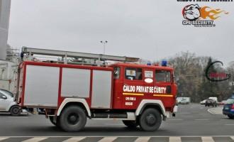 Serviciul pentru Situații de Urgență de la Caldo Privat Security