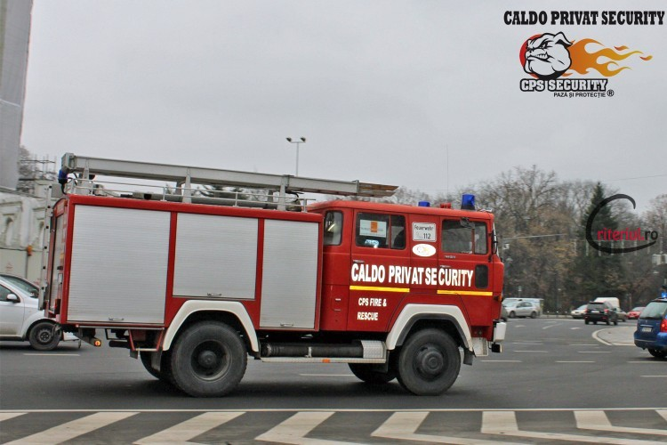 Caldo Privat Security - Adrian Danut Dobre - firma de paza si protectie