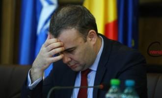 Darius Vâlcov a fost pus sub control judiciar