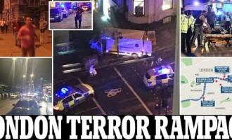 Un nou atentat sângeros revendicat de islamiști a avut loc în Londra