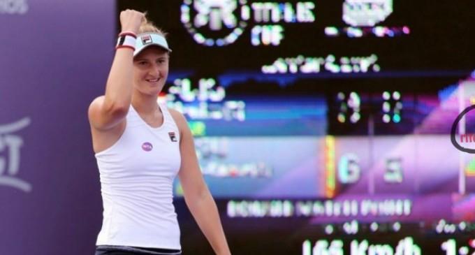 Irina Begu a câștigat finala BRD Bucharest Open