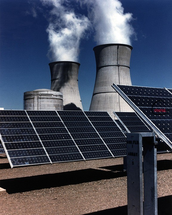 Energie verde cu panouri solare