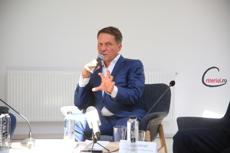 Philipp Haussmann (Germania), CEO Klett Gruppe_Credit foto Cătălina Filip