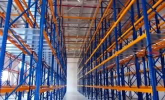 Sisteme de rafturi robuste – Rafturi de depozitare pentru paleți