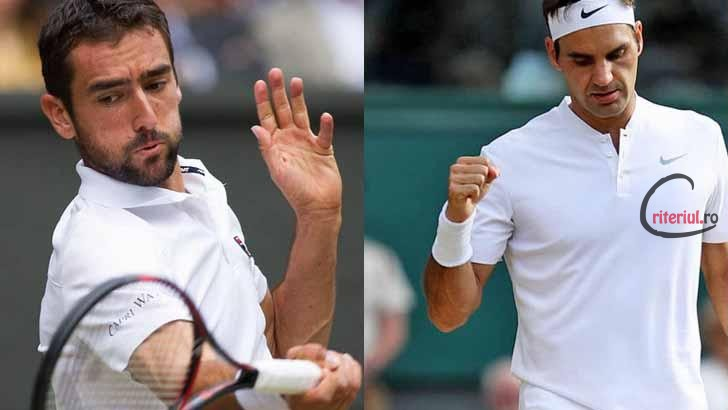 Roger Federer-Marin Cilic-Grass masters-to clash in Wimbledon final-f-tennis-