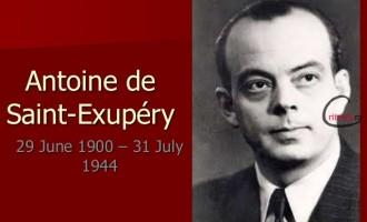 Montblanc va lansa un nou instrument de scris în onoarea scriitorului Antoine Saint-Exupéry