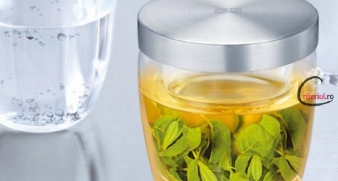 Avantajele si dezavantajele inlocuirii apei cu ceaiul