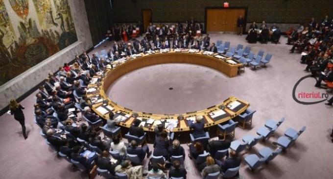 Statele Unite cer întrunirea de urgenţă a Consiliului de Securitate al ONU