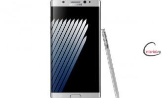 A fost pus spre vânzare o nouă versiune a Galaxy Note 7