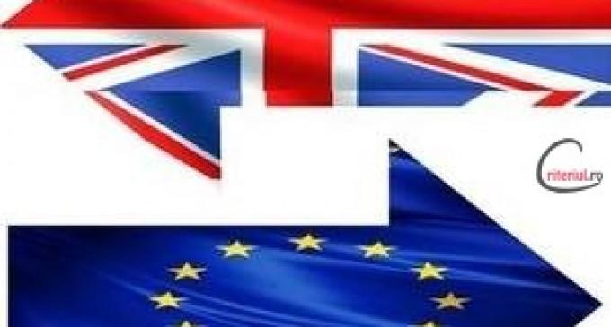 Ieşirea Marii Britanii din Uniunea Europeană – cauzatoare de viitoare pierderi