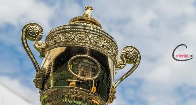 Finala masculină de la Wimbledon a fost câștigată de către Roger Federer