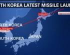ATAC! Coreea de Nord a lansat o nouă rachetă balistică