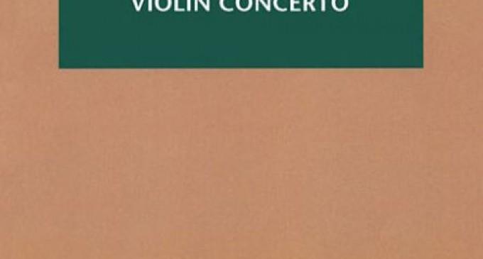 Prezentarea cu rol de cronică a Concertului pentru vioară de James MacMillan