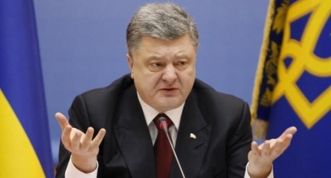 NEDREPT! Preşedintele Ucrainei Petro Poroşenko a promulgat controversata Lege a Educaţiei