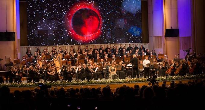 Concertul de final al Festivalului George Enescu din 2017 a fost un triumf