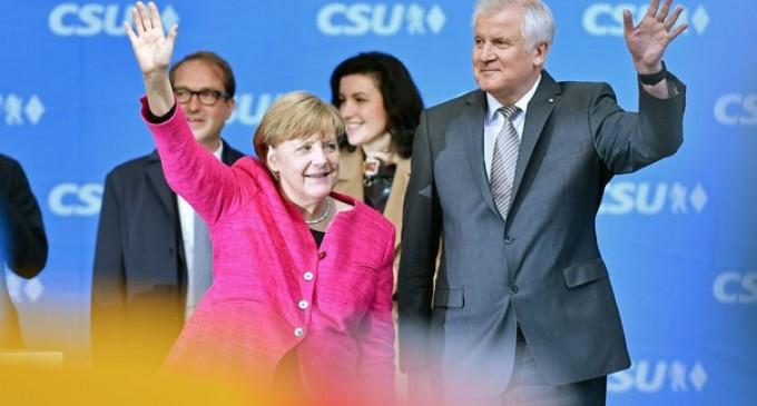 ACTUAL!Angela Merkel şi-a asigurat cel de-al patrulea mandat consecutiv de cancelar al Germaniei