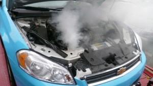 supraincalzirea motorului