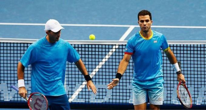 Un rezumat al semifinalei de la US Open dintre Tecău -Rojer vs Kontinen- Peers