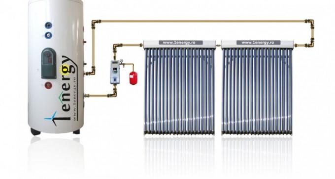 Avantajele pe care ti le ofera panourile solare pentru apa calda