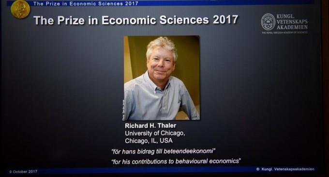 Premiul Nobel pentru economie pe 2017 a fost acordat savantului Richard Thaler, teoretician în domeniul finanțelor comportamentale