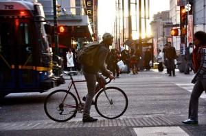 bicicleta in oras